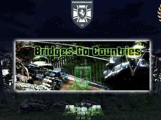 [A3,Coop] Bridges go Countries [PzGrenBtl402]