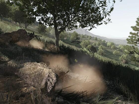 Sandy Crush - Scharfschützentrupp vernichtet im Feuerüberfall die REDFOR Heckenschützen