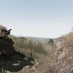 Operation Sandy Crush - Scharfschützentrupp überwacht das Vorgehen der eigenen Kräfte